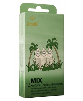 AMOR Mix 12 pcs pack