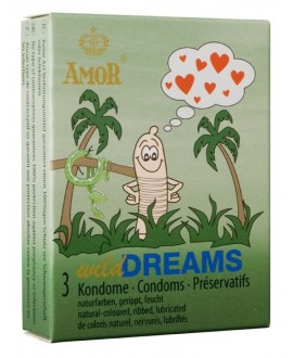 AMOR wild Dreams 3 pcs pack