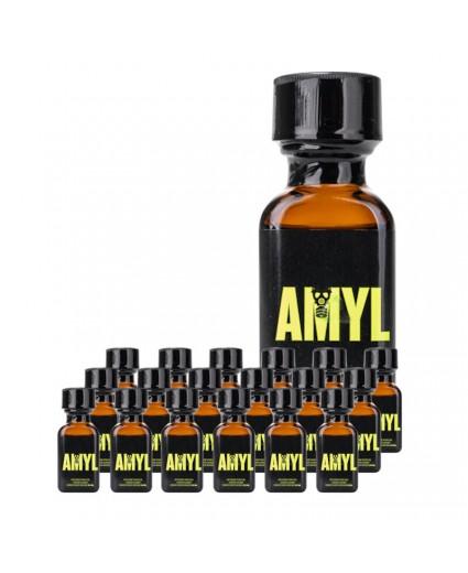 Amyl 24ml - Caixa 18 Frascos