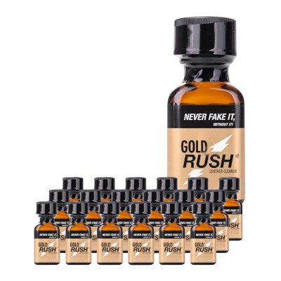 Gold Rush 24ml - Box 18 Bottles