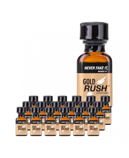 Gold Rush 24ml - Caixa 18 Frascos
