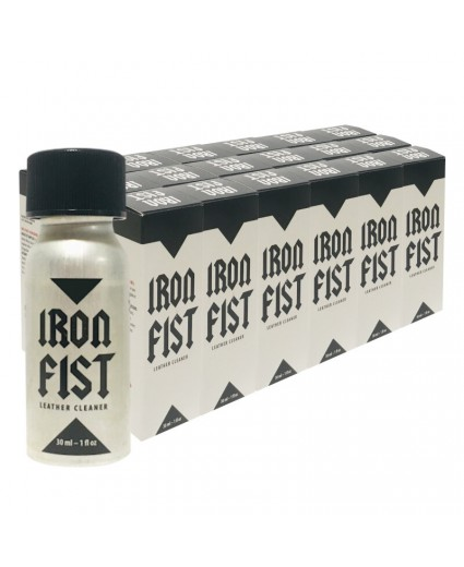 IRON FIST 30ML - CAIXA 18 FRASCOS