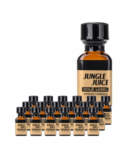 Jungle Juice Gold Label 24ml - Caixa 18 Frascos