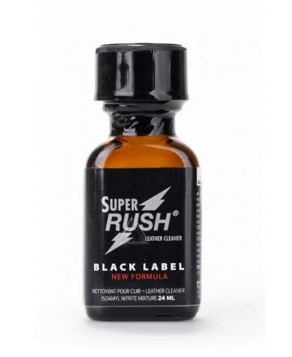 Super Rush Black Label 24ml
