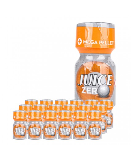 Juice Zero 9ml - Box 18 Bottles