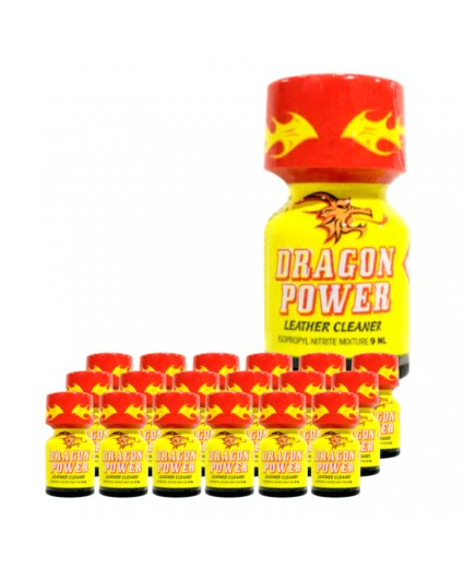 Dragon Power 9ml - Caixa 18 Frascos