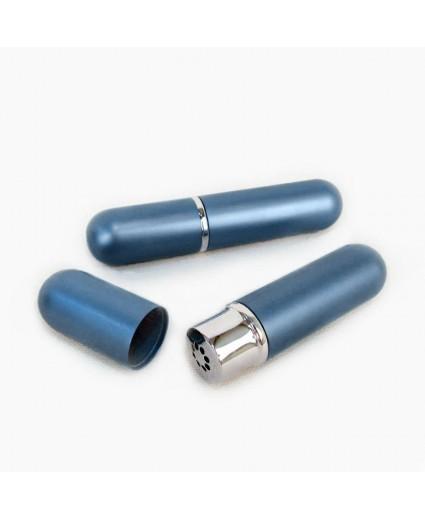 Inhalador para Popper de Aluminio – Azul