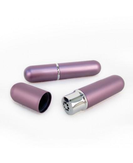 Inhalador para Popper de Aluminio – Púrpura