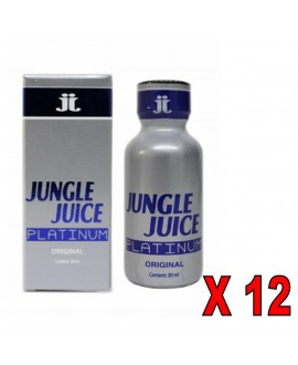 Jungle Juice Platinum 30ml - Caixa 12 Frascos