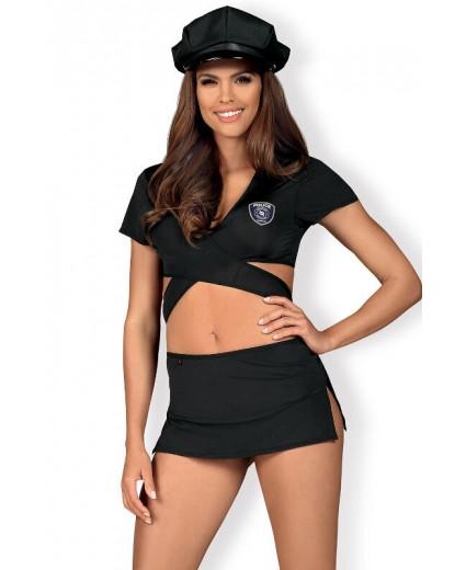 Police Uniform Costume