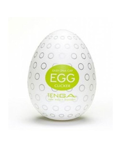 Tenga Masturbating Egg Clicker