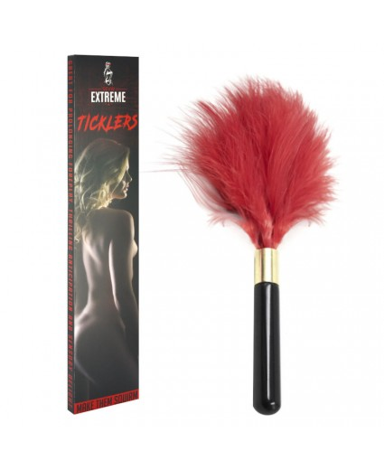 Tickler Clitoris Rouge