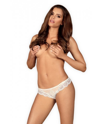 853-THO-2 Thong White