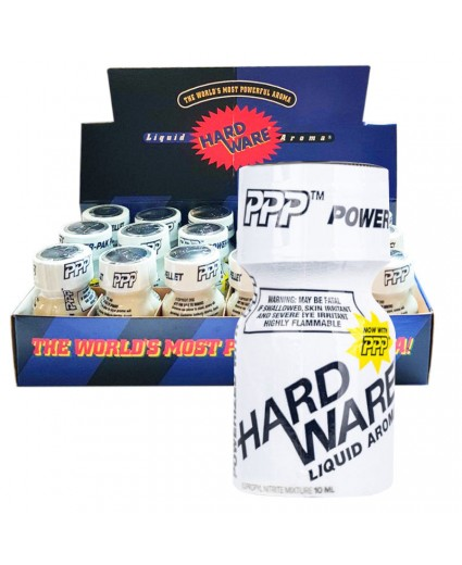 Hard Ware 9ml - Box 18 Bottles