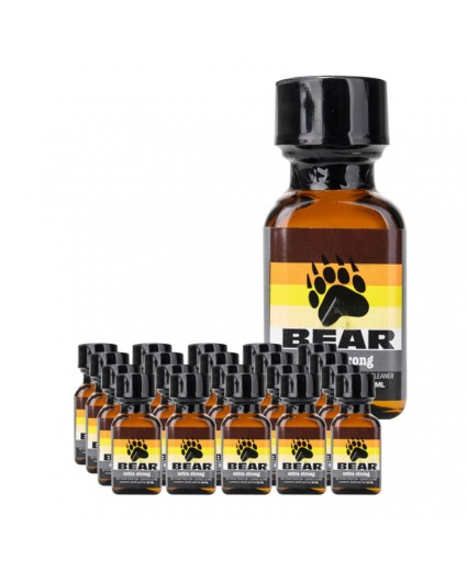 BEAR 24ML - Box 20 bottles