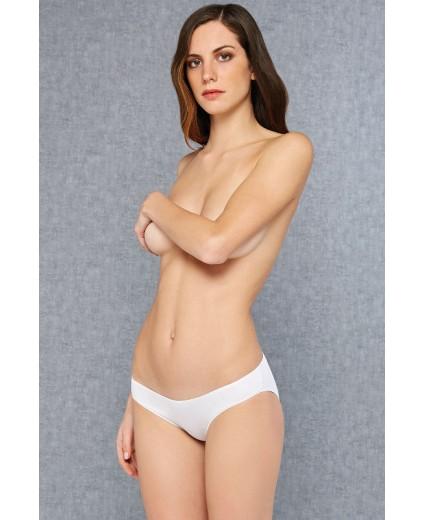 Cueca Feminina Doreanse Branca 7105