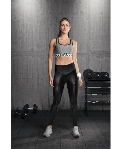 Doreanse Sports Leggings Black 8035