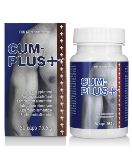 Cum Plus 30 caps