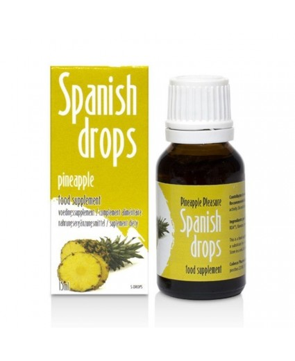 Gouttes Spanish Drops Ananas 15ml