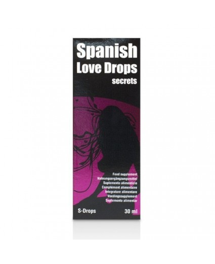 Spanish Love Drops Secrets 30ml