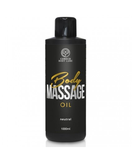 CBL Cobeco Massage Oil Neutral 1000ml