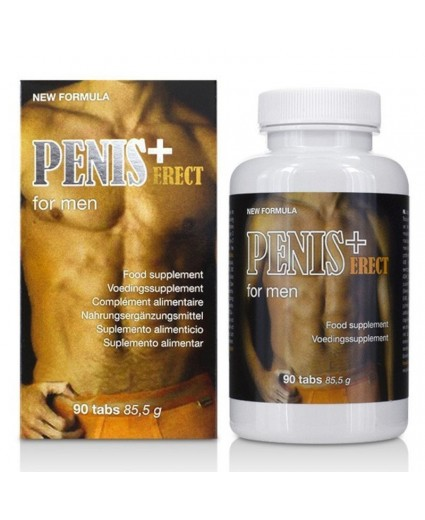 Penis + Erect 90 Tabs