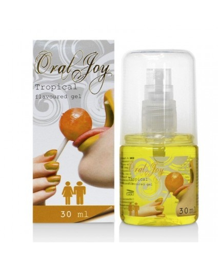 Oral Joy Tropical 30ml