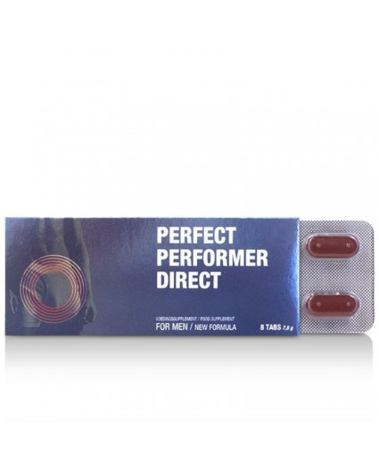 Estimulante Ereção Perfect Performer Direct 8 Caps