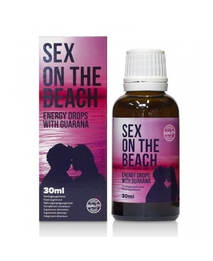 Gouttes Érotiques Sex On The Beach 30ml
