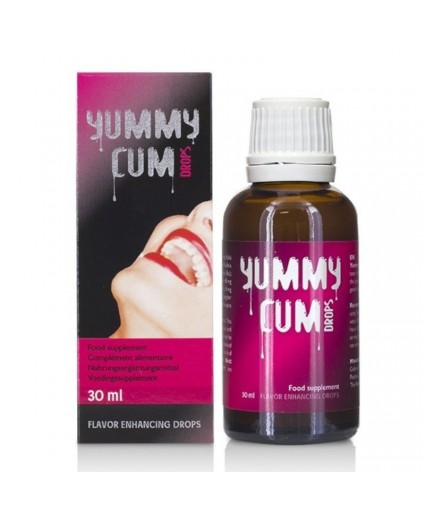 Alterador Sabor Esperma Yummy Cum Drops 30ml