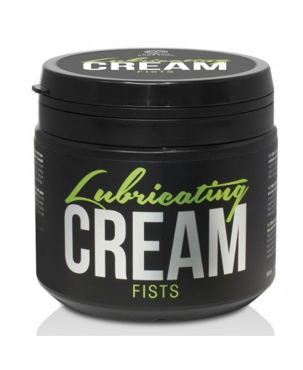 Creme para Fisting CBL Lubricating Cream Fists 500ml