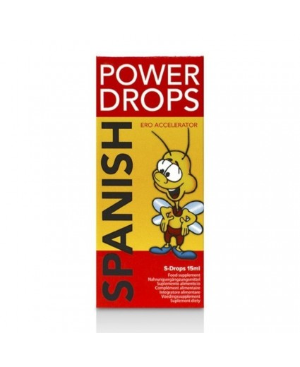Gotas Spanish Power 15ml