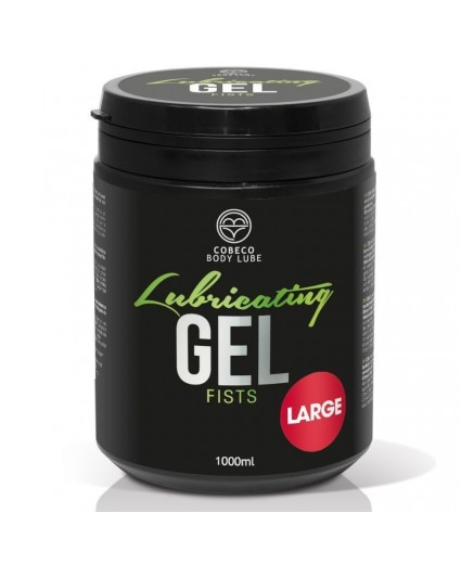 CBL Lubricating Gel Fists 1000ml