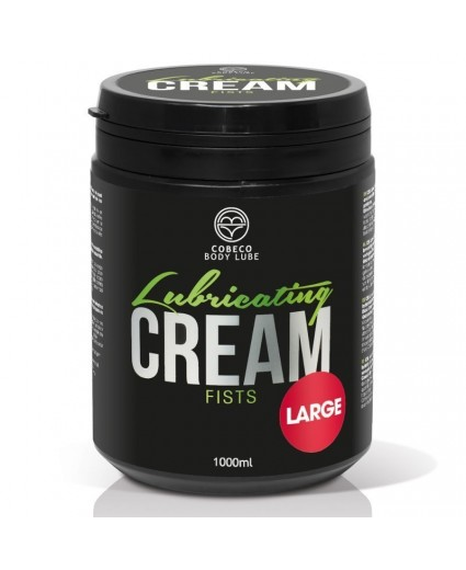 Crème Fisting CBL Lubricating Cream Fists 1000ml