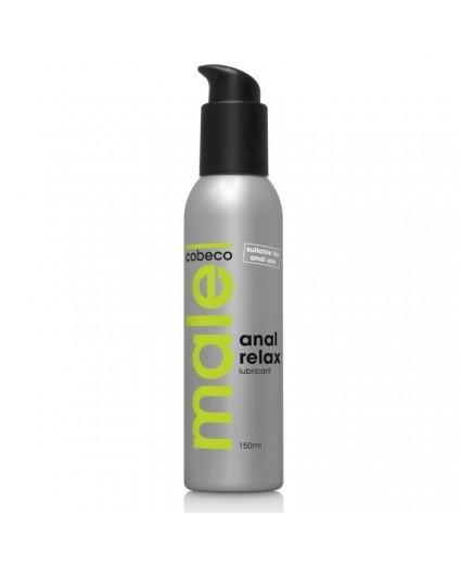 Lubrificante Anal Relaxante Male Cobeco Anal Relax 150ml