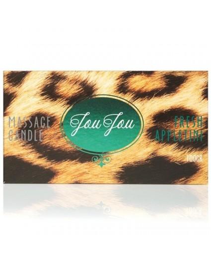Bougie de Massage JouJou Fresh Appletini 100gr
