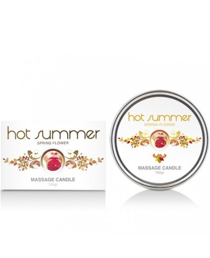 Bougie de Massage Cobeco Hot Summer 150gr