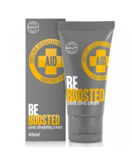 AID Be Boosted Creme Estimulante para o Pénis 45ml