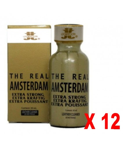 The Real Amsterdam big - Caixa 12 Frascos