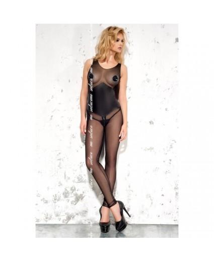 Donna Catsuit Black