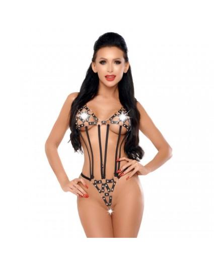 Lorna Body Harness Black