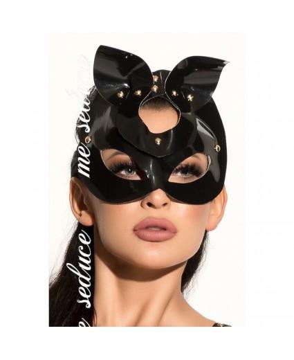 BDSM Kitty Mask MK 14 Black