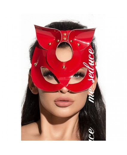 Máscara BSDM MK 15 Rojo
