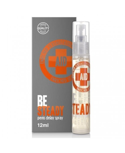 AID Be Steady Penis Delay Spray 12ml