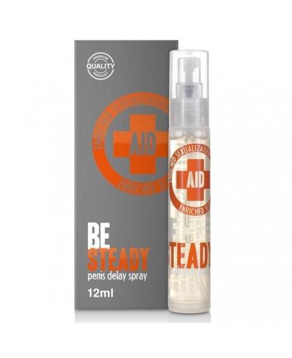 Spray Retardante AID Be Steady Penis Delay 12ml