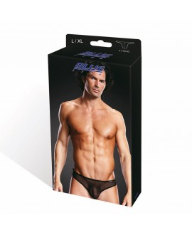BLUE LINE Performance Microfiber G-String L/XL