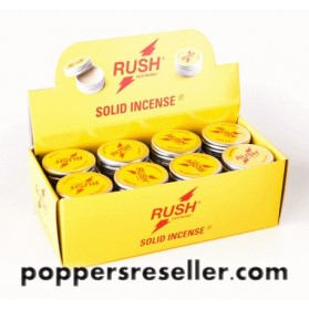 RUSH SOLID POPPERS - BOÎTE  24 RUSH