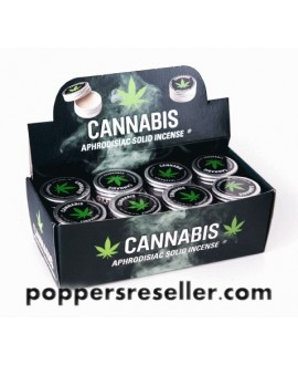 CANNABIS SOLID POPPERS - BOÎTE 24 CANNABIS