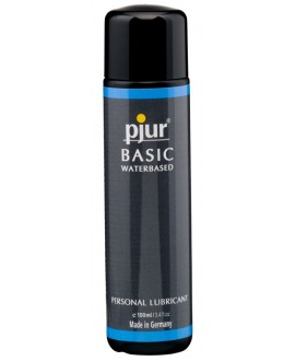 pjur® BASIC WATERBASED 100 ML