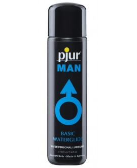 pjur® MAN - BASIC WATERGLIDE 100 ML